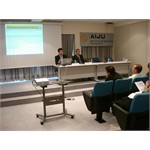 Internal training and AIJU Doctorate 2012